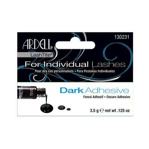 Lashtite Adhesive Dark (nero) per ciglia a ciuffetto 3,5gr