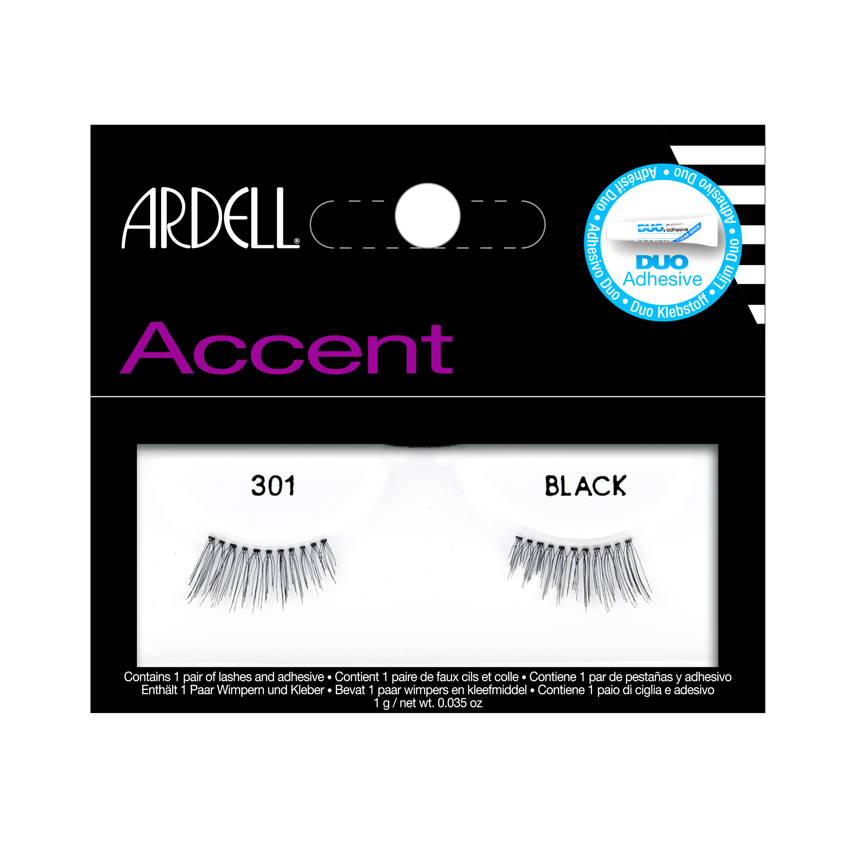 Accents – 301