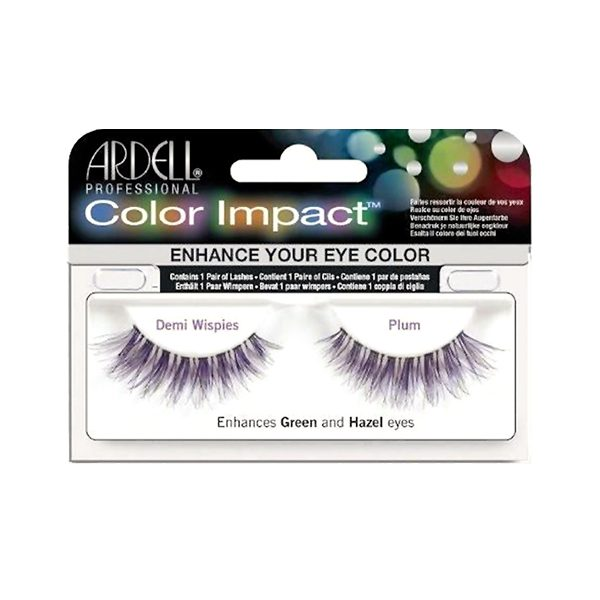 COLOR IMPACT (Ciglia colorate) -Demi Wispies Plum (viola)