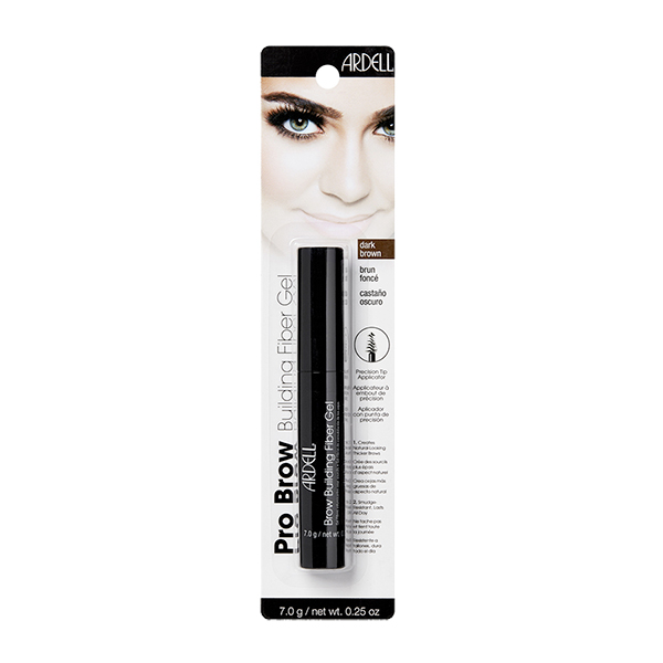 BROW Building Fiber Gel -dark brown (castano scuro) 7,0gr
