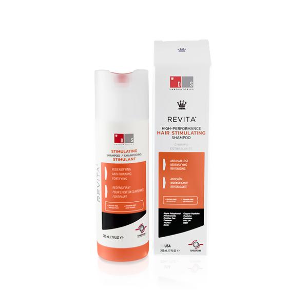 REVITA -Shampoo anticaduta 205ml
