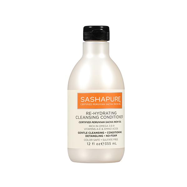 SASHAPURE -Shampoo 2-in-1 reidratante 355ml