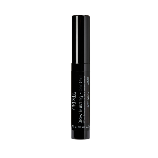 BROW Building Fiber Gel -soft black (nero chiaro) 7,0gr