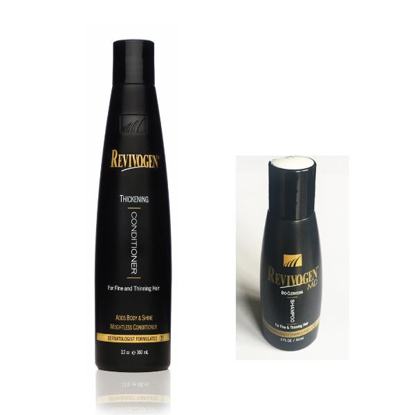 REVIVOGEN MD -pack kit 2 (shampoo 60ml + conditioner 360ml)